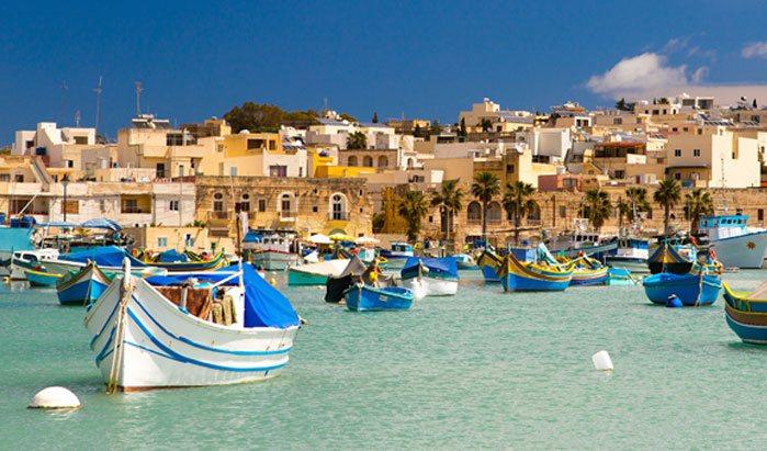 Schueler-Sprachreisen Malta