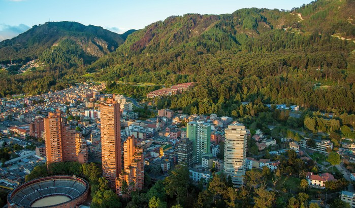 Sprachreisen Bogota