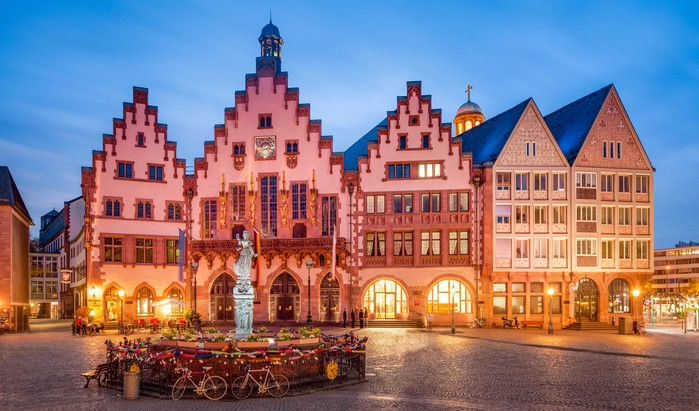 Sprachreisen Frankfurt