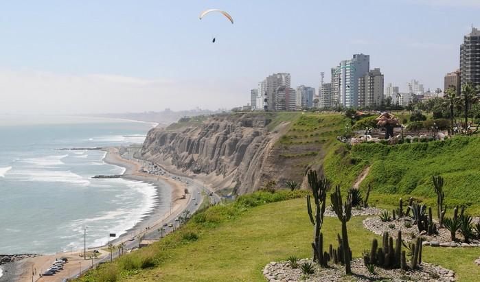 Sprachreisen Lima