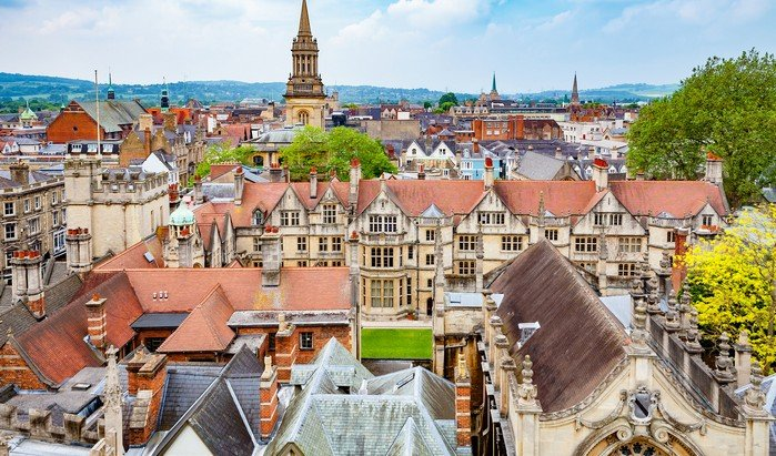 Sprachreisen Oxford