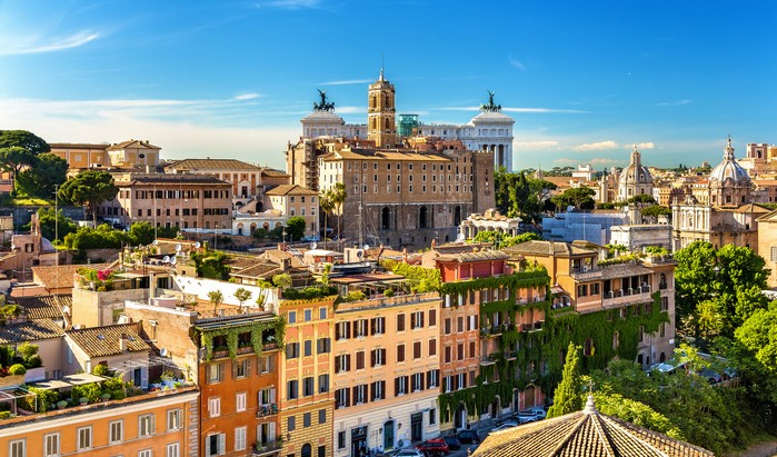 Sprachreisen Rom