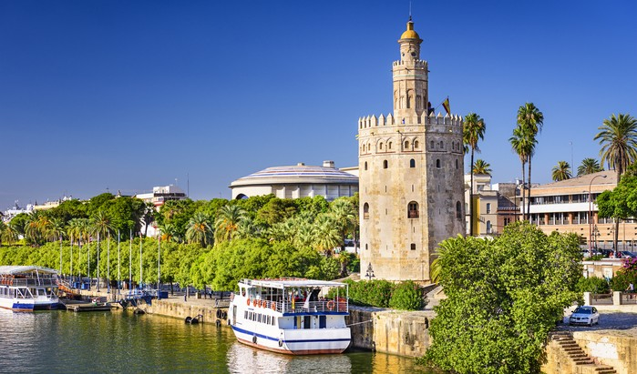 Sprachreisen Sevilla