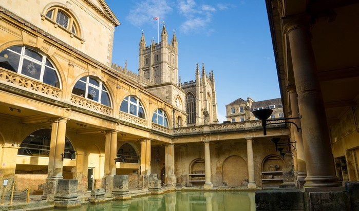 Sprachreisen Bath