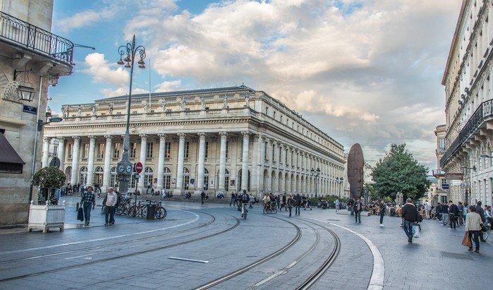Sprachreisen Bordeaux