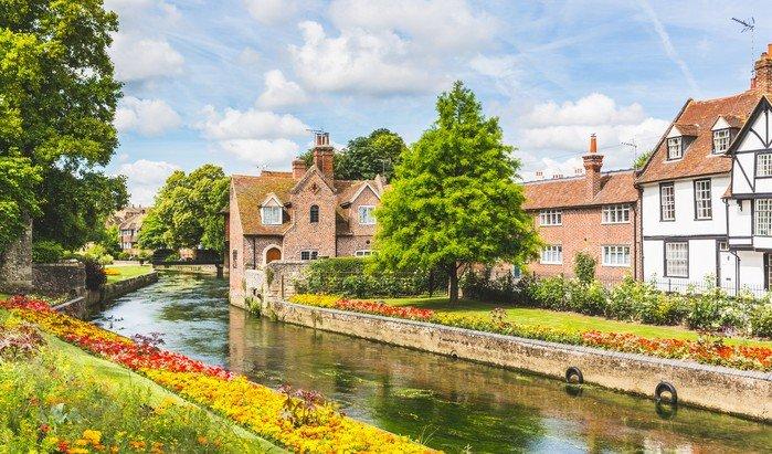 Sprachreisen Canterbury