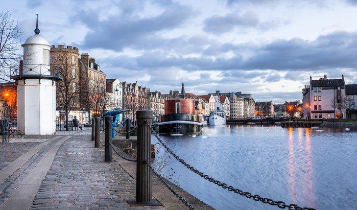 Sprachreisen Edinburgh