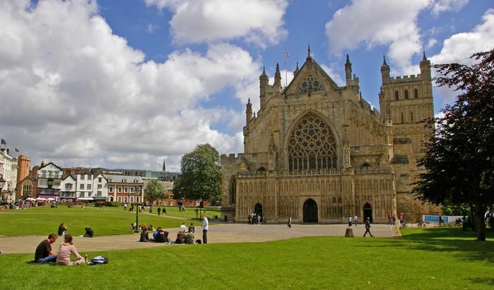 Sprachreisen Exeter