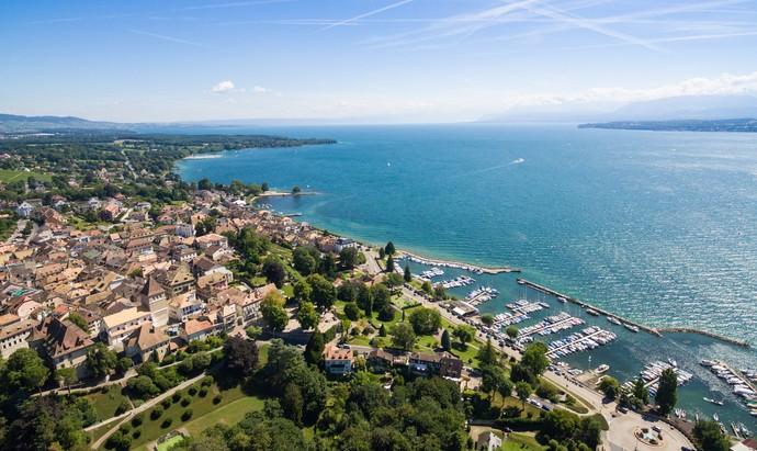 Sprachreisen Lausanne