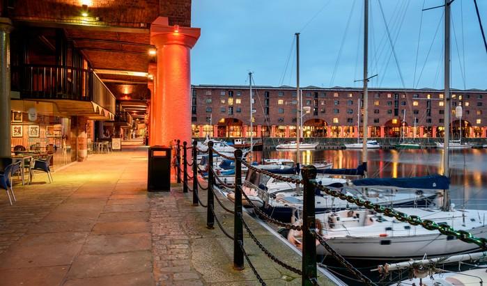 Sprachreisen Liverpool