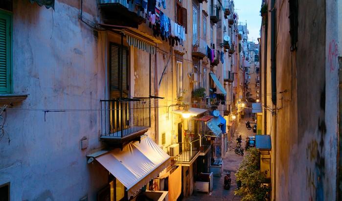 Sprachreisen Neapel