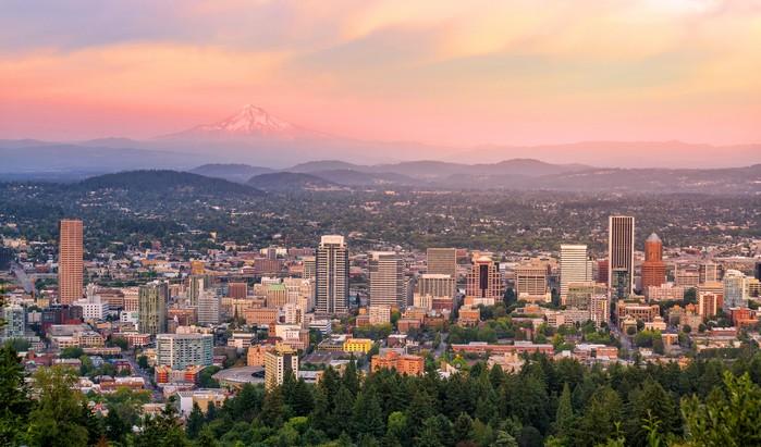 Sprachreisen Portland