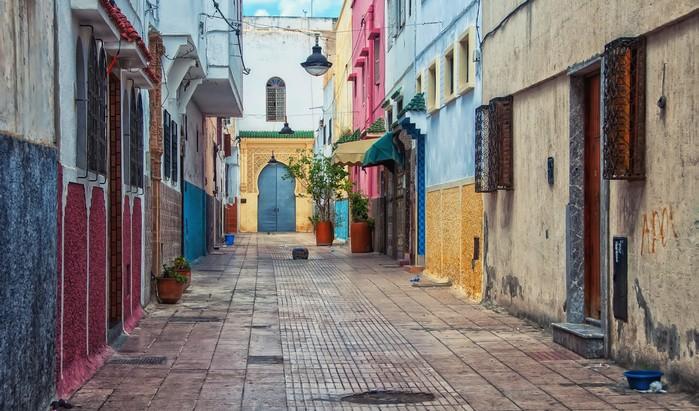 Sprachreisen Rabat