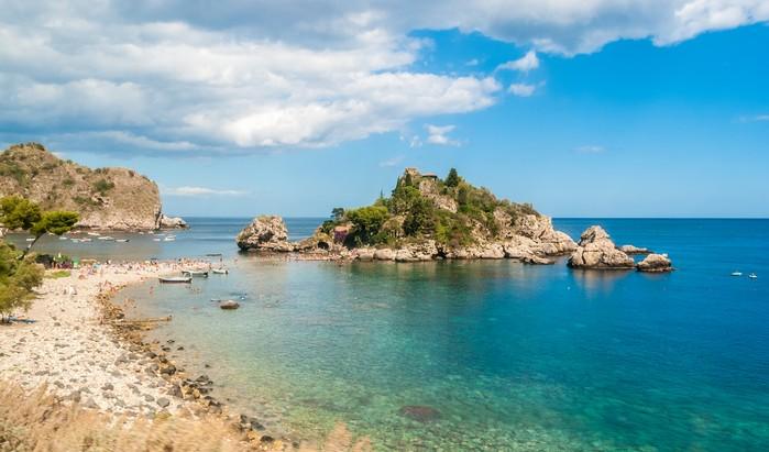 Sprachreisen Taormina