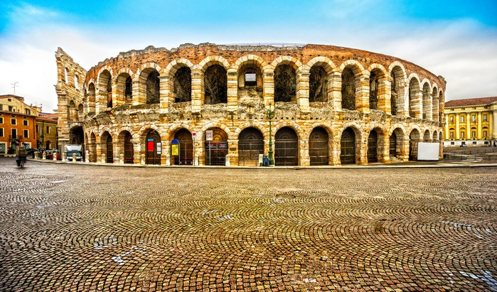 Sprachreisen Verona