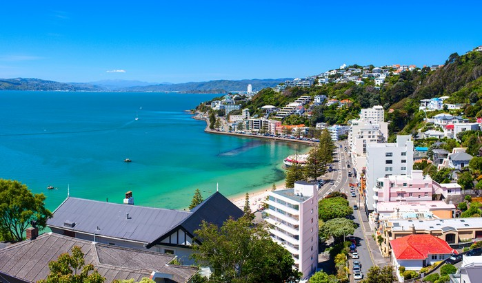 Sprachreisen Wellington