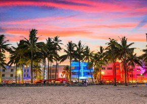 Sprachreisen Miami Beach