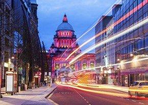 Sprachreisen Belfast