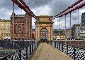 Sprachreisen Glasgow