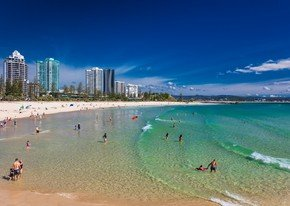 Sprachreisen Gold Coast